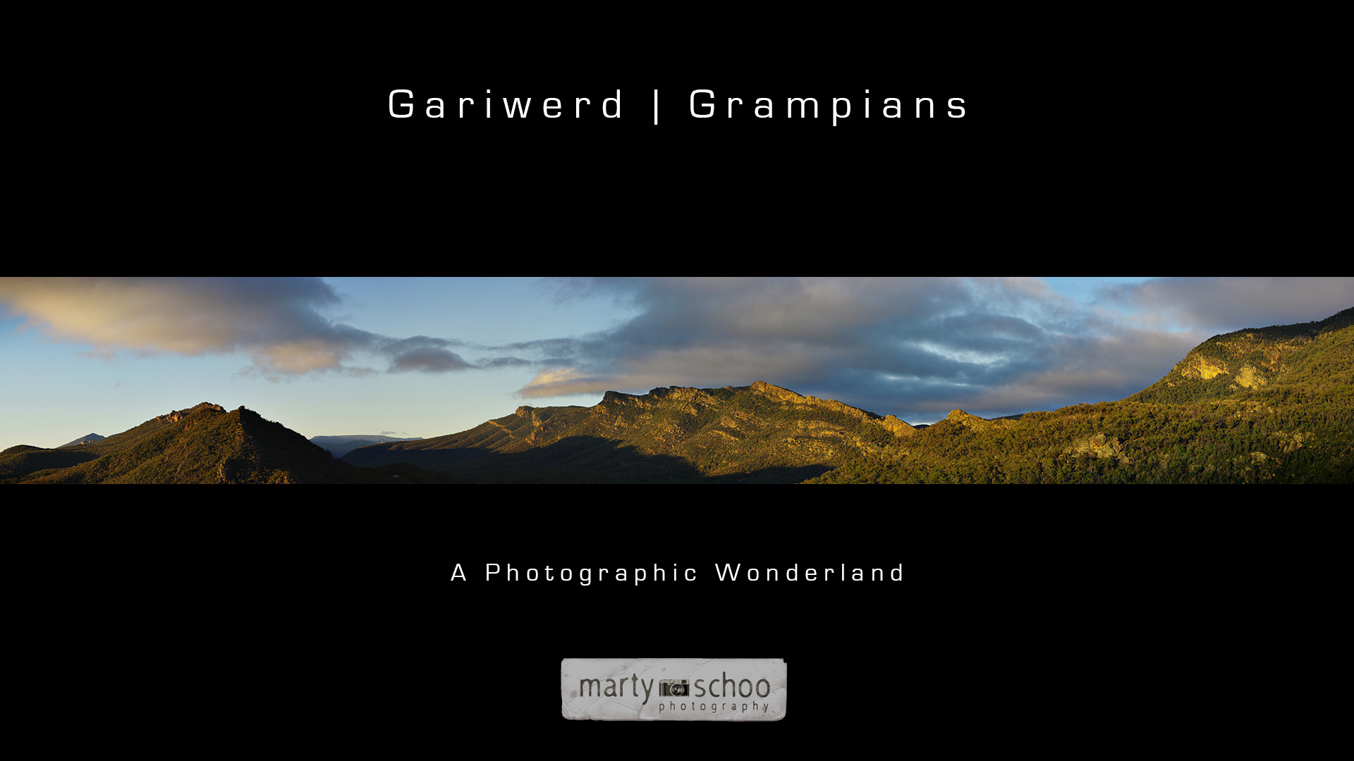The Grampians - A photographic Wonderland - APSCON 2014
